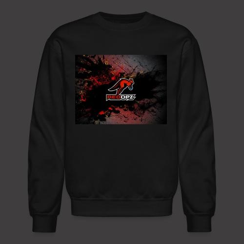 RedOpz Splatter - Unisex Crewneck Sweatshirt