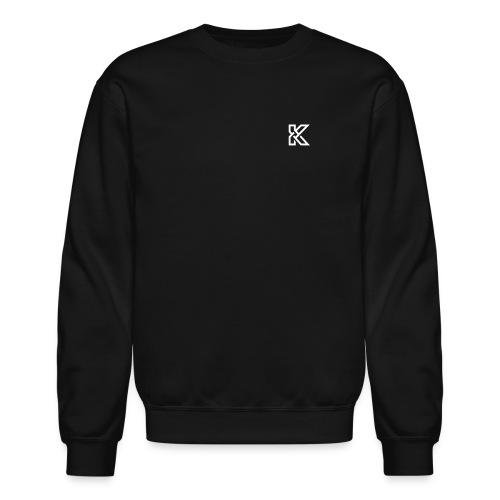 KikBackGamez Logo - Crewneck Sweatshirt