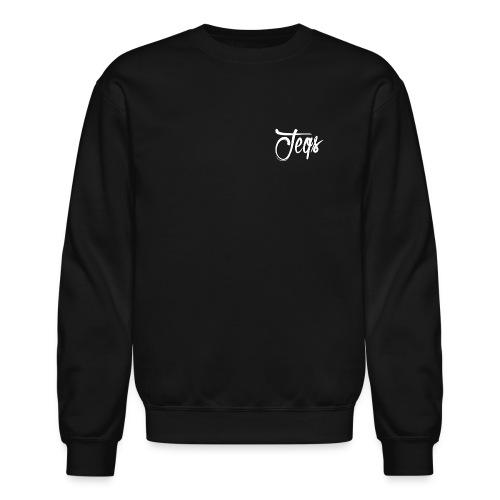 Jeqs Cursive Design - Crewneck Sweatshirt