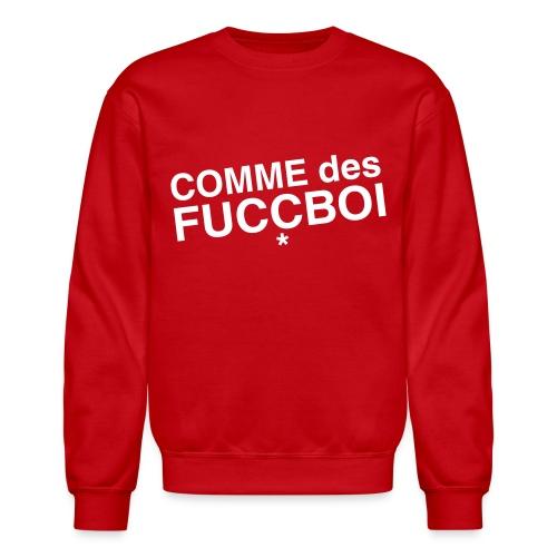 comme des fuccboi - Crewneck Sweatshirt