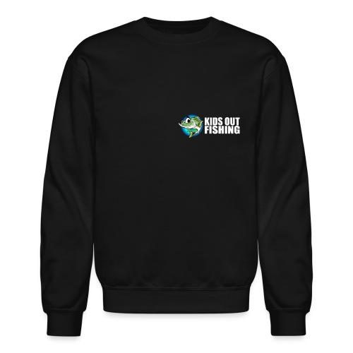 MoreTackleboxesLessXboxes - Unisex Crewneck Sweatshirt