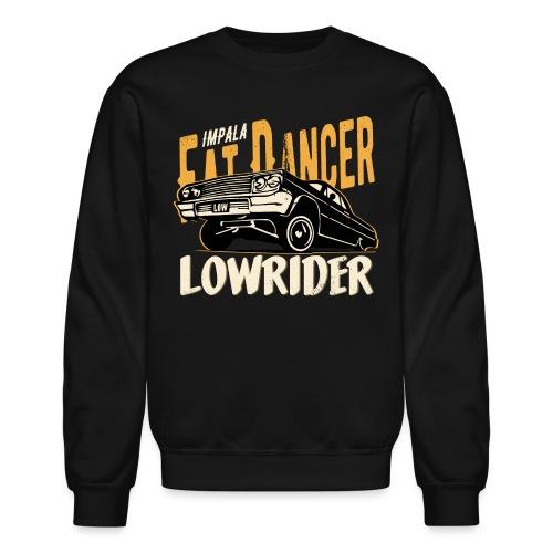 Chevy Impala - Fat Dancer - Unisex Crewneck Sweatshirt