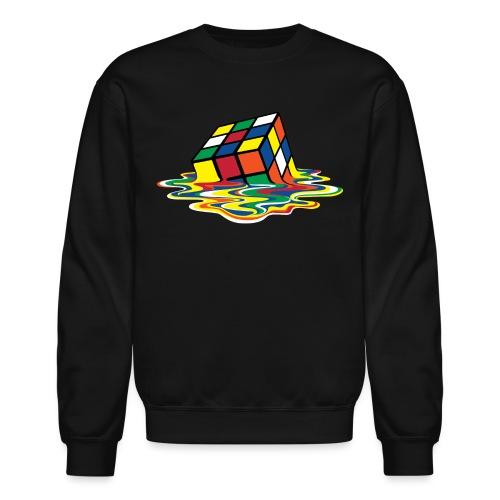 meltingcube - Unisex Crewneck Sweatshirt