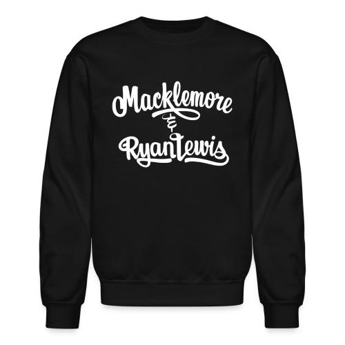 macklemore logo png - Unisex Crewneck Sweatshirt