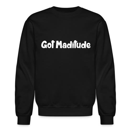 maditude2 - Crewneck Sweatshirt