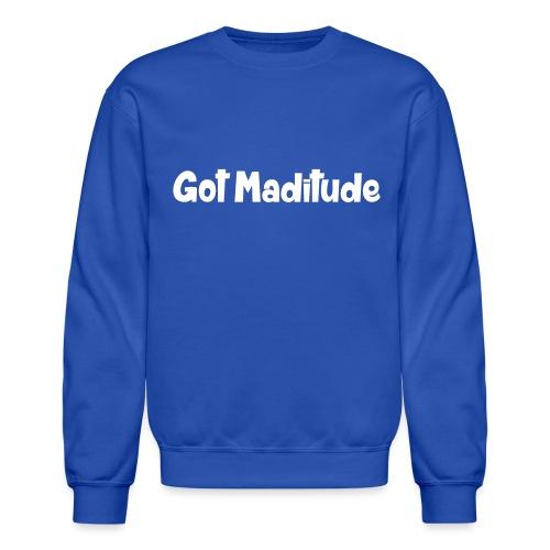 maditude2 - Unisex Crewneck Sweatshirt