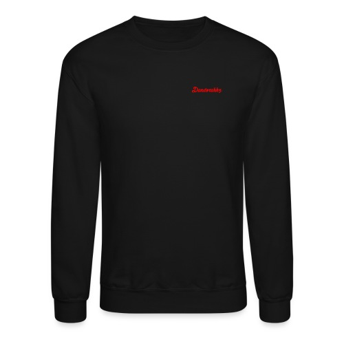 Logo Red - Crewneck Sweatshirt