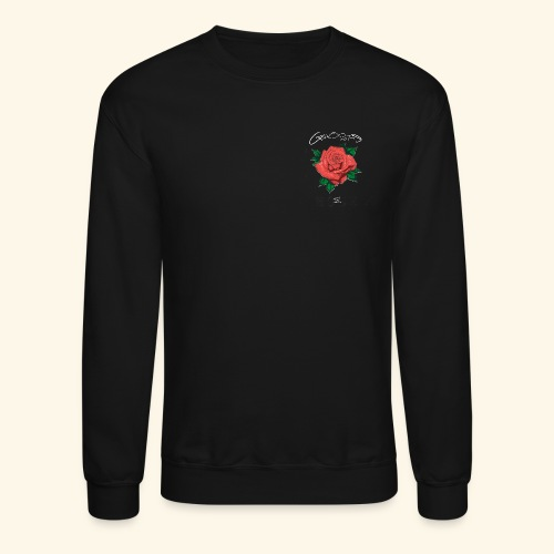 Rose LOGO - Crewneck Sweatshirt