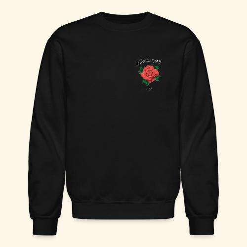 Rose LOGO - Unisex Crewneck Sweatshirt