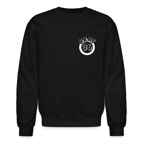 White Design For Black - Crewneck Sweatshirt