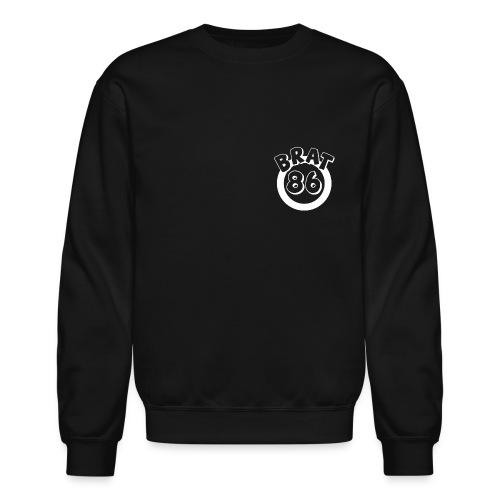 White Design For Black - Unisex Crewneck Sweatshirt