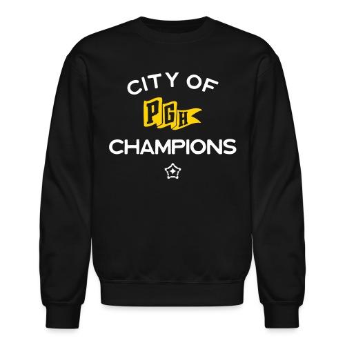 City of Champions - Unisex Crewneck Sweatshirt