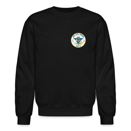 CARL VINSON CREST (XLH) - Crewneck Sweatshirt