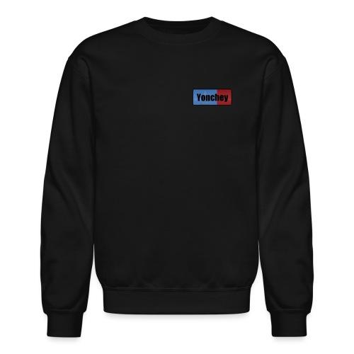 Yonchey logo - Unisex Crewneck Sweatshirt