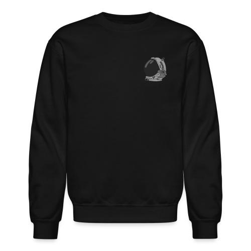 Logo de Cosmonautes - Crewneck Sweatshirt