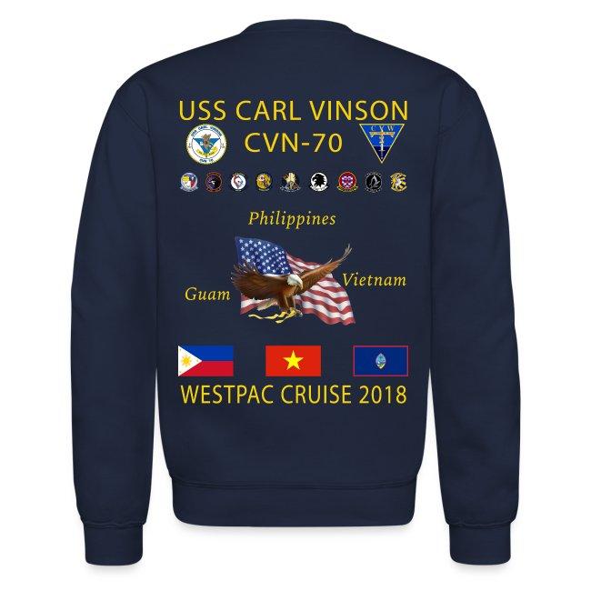 CARL VINSON CREST T
