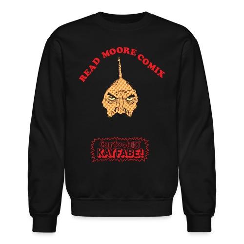Read Moore Comix - Unisex Crewneck Sweatshirt