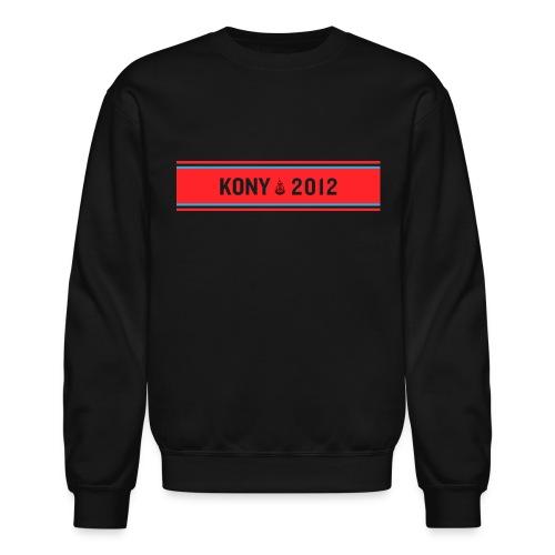 KONY 2012 HOODIE - Unisex Crewneck Sweatshirt