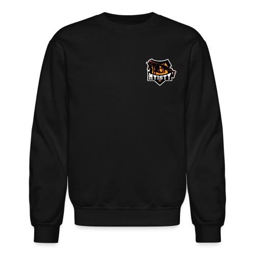 Myisty logo - Crewneck Sweatshirt
