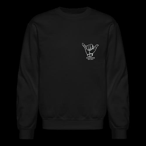 Grey Shaka for Black Clothing - Crewneck Sweatshirt