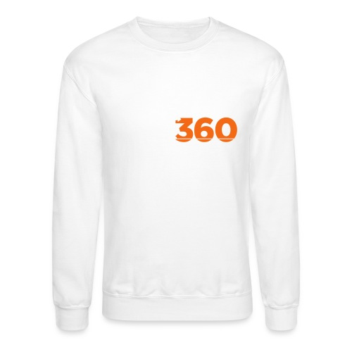 Move360 Logo LightGrey - Unisex Crewneck Sweatshirt