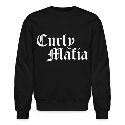 Curly Mafia - Crewneck Sweatshirt