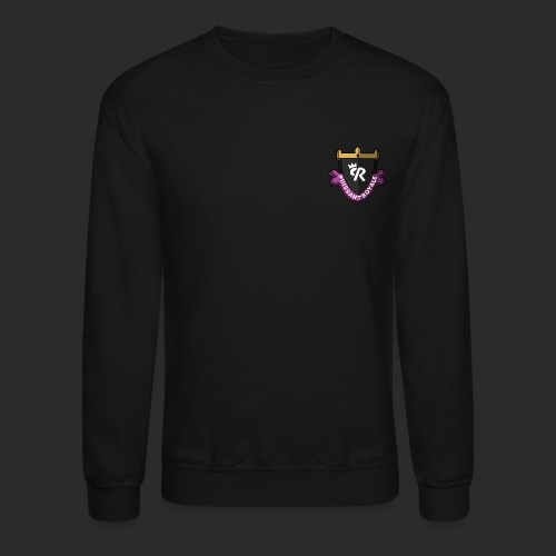 Puissant Royale Logo - Unisex Crewneck Sweatshirt