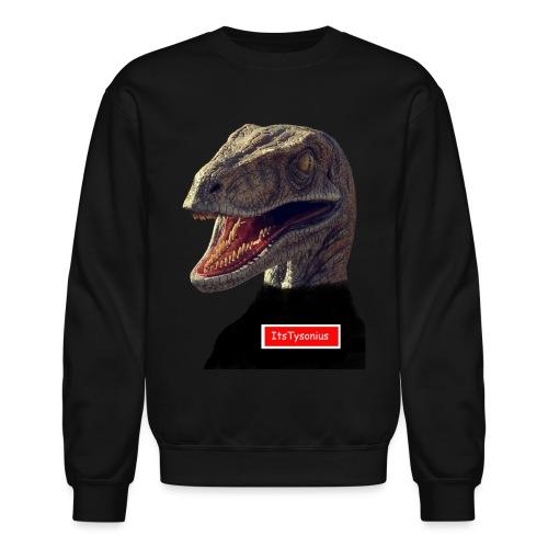 The ItsTysonius Logo - Unisex Crewneck Sweatshirt