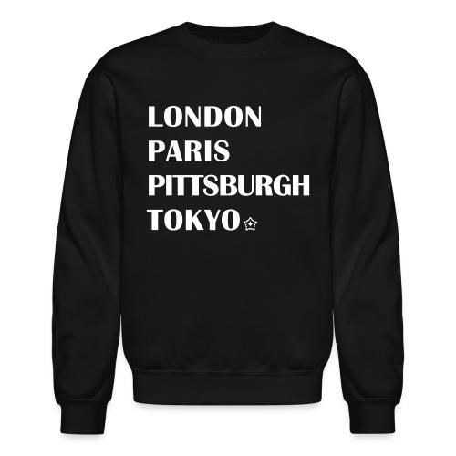 The Cities - Unisex Crewneck Sweatshirt