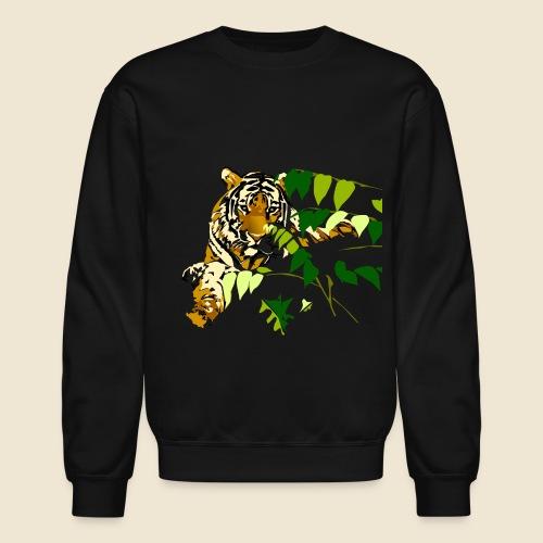 Tiger - Unisex Crewneck Sweatshirt