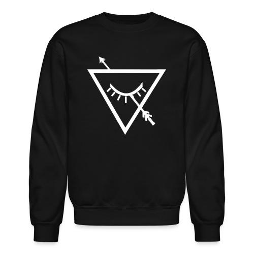 Urban Roots Symbol White - Crewneck Sweatshirt