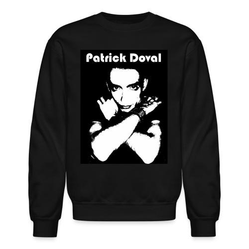 Patrick Doval Logo - Crewneck Sweatshirt