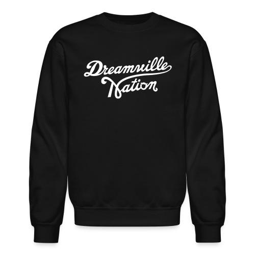 DVNHGRAYBLACK png - Crewneck Sweatshirt