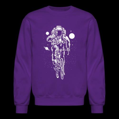 Space Cyclist - Crewneck Sweatshirt