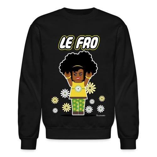 Le Fro - Unisex Crewneck Sweatshirt