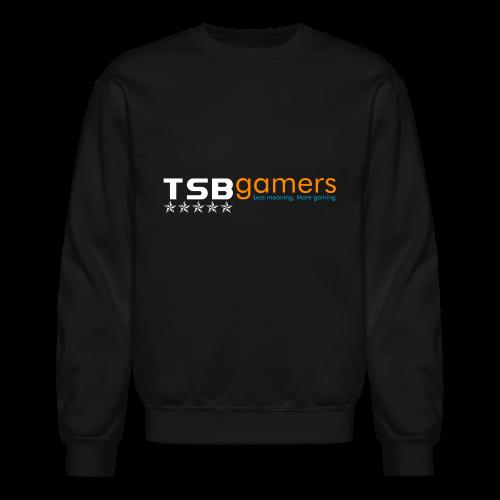 TSB White Website Logo FullColor - Crewneck Sweatshirt