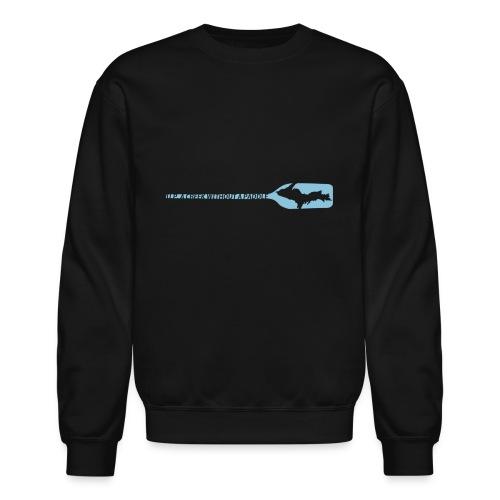 U.P. a Creek - Unisex Crewneck Sweatshirt