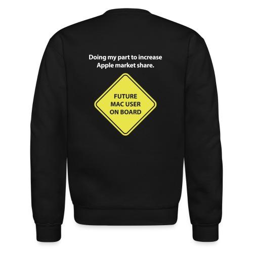 macuseronboard - Crewneck Sweatshirt