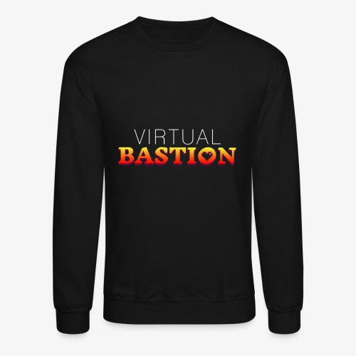 Virtual Bastion - Unisex Crewneck Sweatshirt