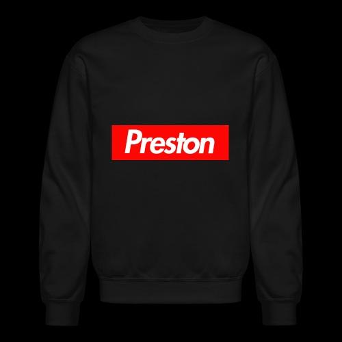 RealPrestonGamez Supreme Box - Crewneck Sweatshirt