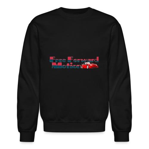 Free Forward Motion - Unisex Crewneck Sweatshirt