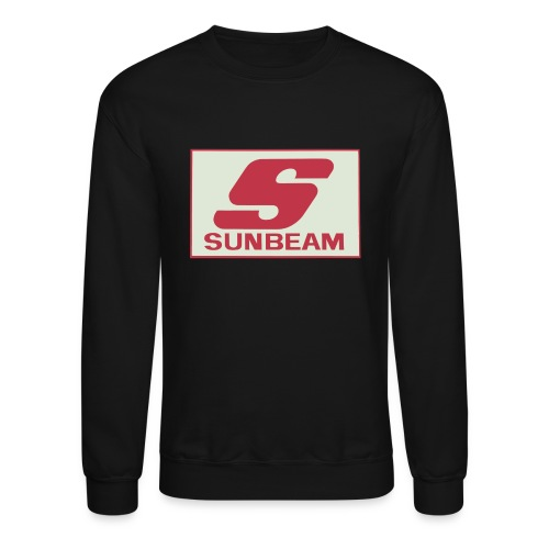 sunbeam logo spreadshirt png - Unisex Crewneck Sweatshirt