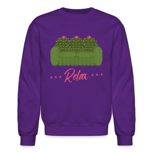 Relax! - Crewneck Sweatshirt