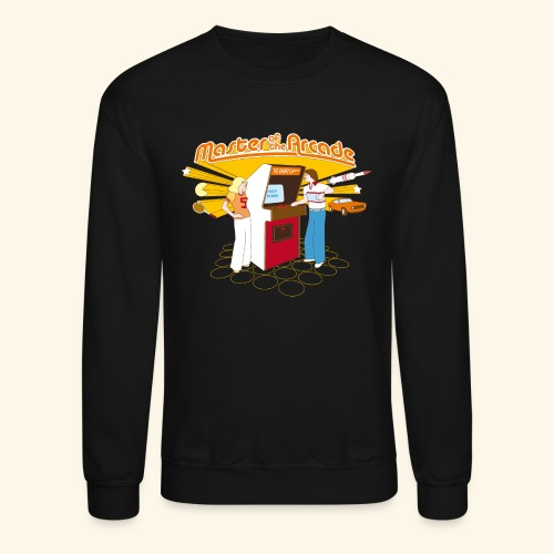 Master of the Arcade - Crewneck Sweatshirt