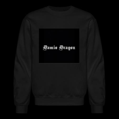 Dragonz Decor By : Damio Dragon - Crewneck Sweatshirt