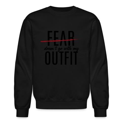 Exclusive Blackout Shirt-R (Black Friday Special) - Crewneck Sweatshirt