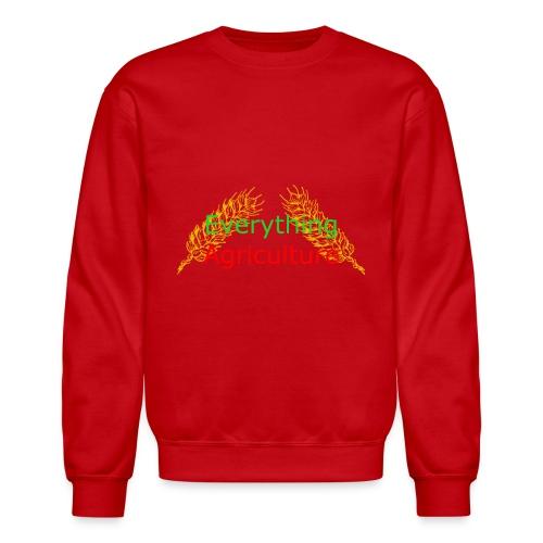 Everything Agriculture LOGO - Crewneck Sweatshirt