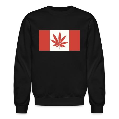 Canada 420 - Crewneck Sweatshirt