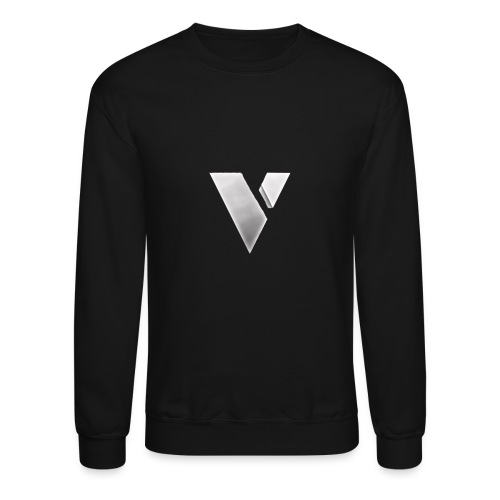 virtual merch logo - Crewneck Sweatshirt