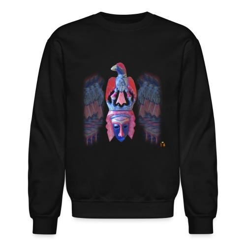 Acro Aztec - Unisex Crewneck Sweatshirt